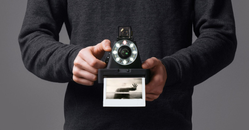 The Impossible Project Debuts Its Very First Camera, The I-1